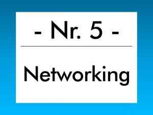 Buzzword des Monats November 2017: Networking