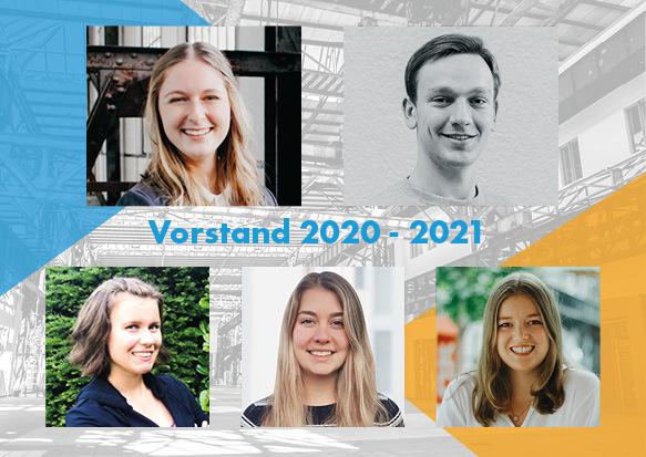 Neuer Vorstand 2020/2021