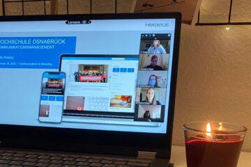 Online-Talk mit Tore Prang